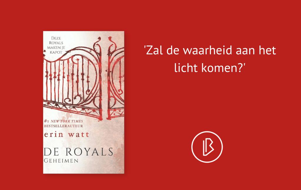 Recensie: Erin Watt – De Royals – Geheimen