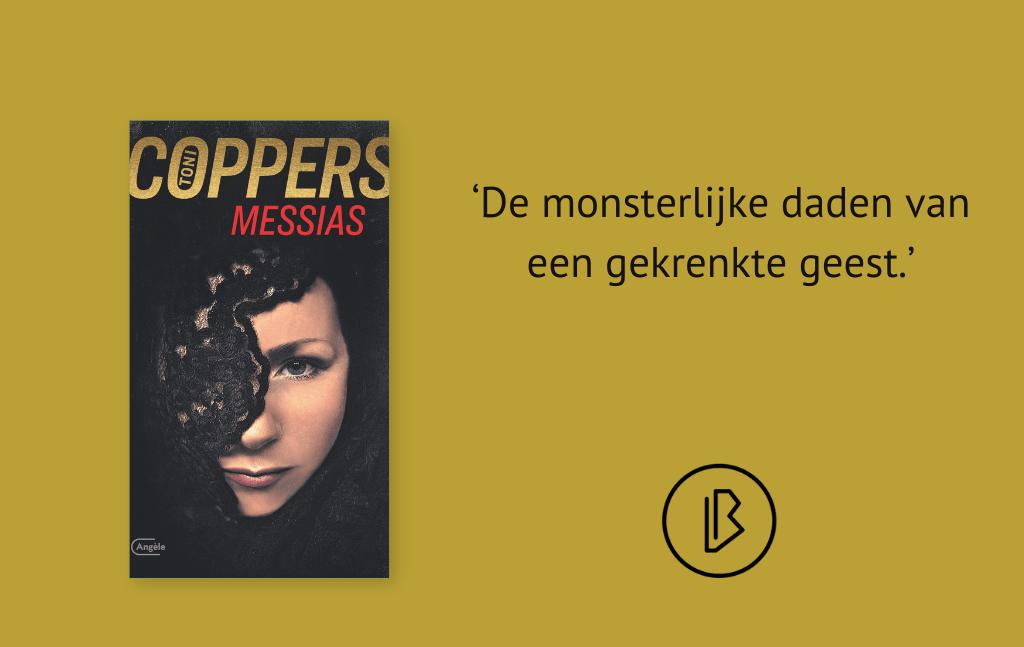 Recensie: Toni Coppers- Messias