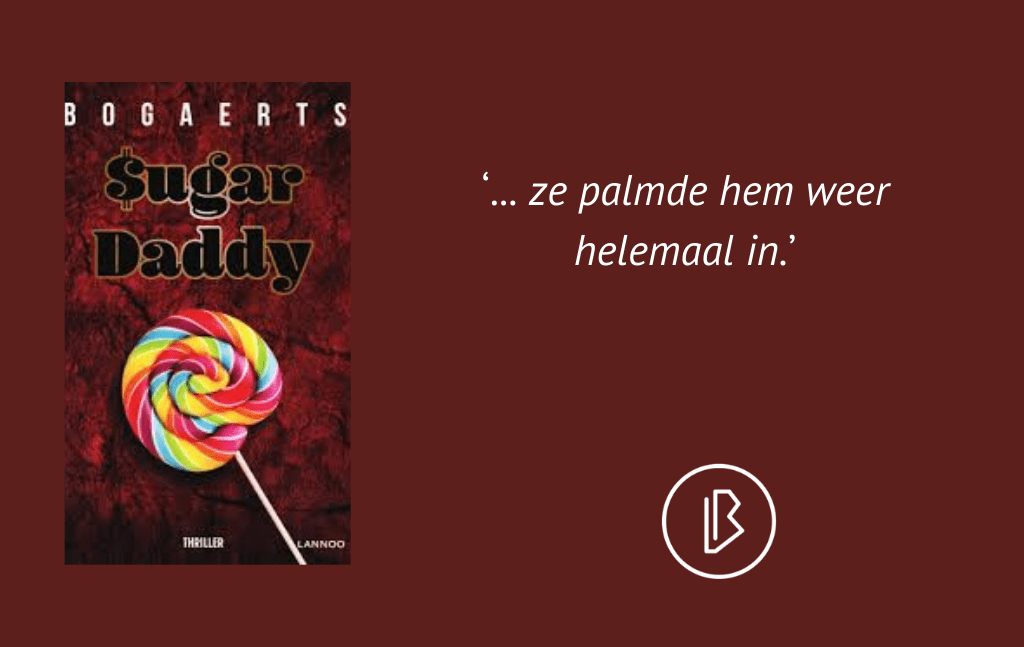 Recensie: Willy Bogaerts & Steven Bogaerts – Sugardaddy