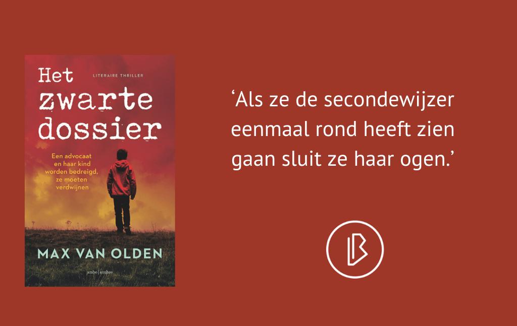 Recensie: Max van Olden – Het zwarte dossier