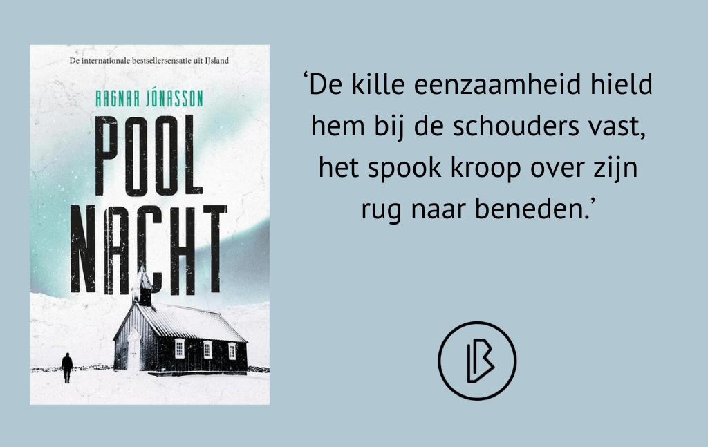 Recensie: Ragnar Jónasson – Poolnacht