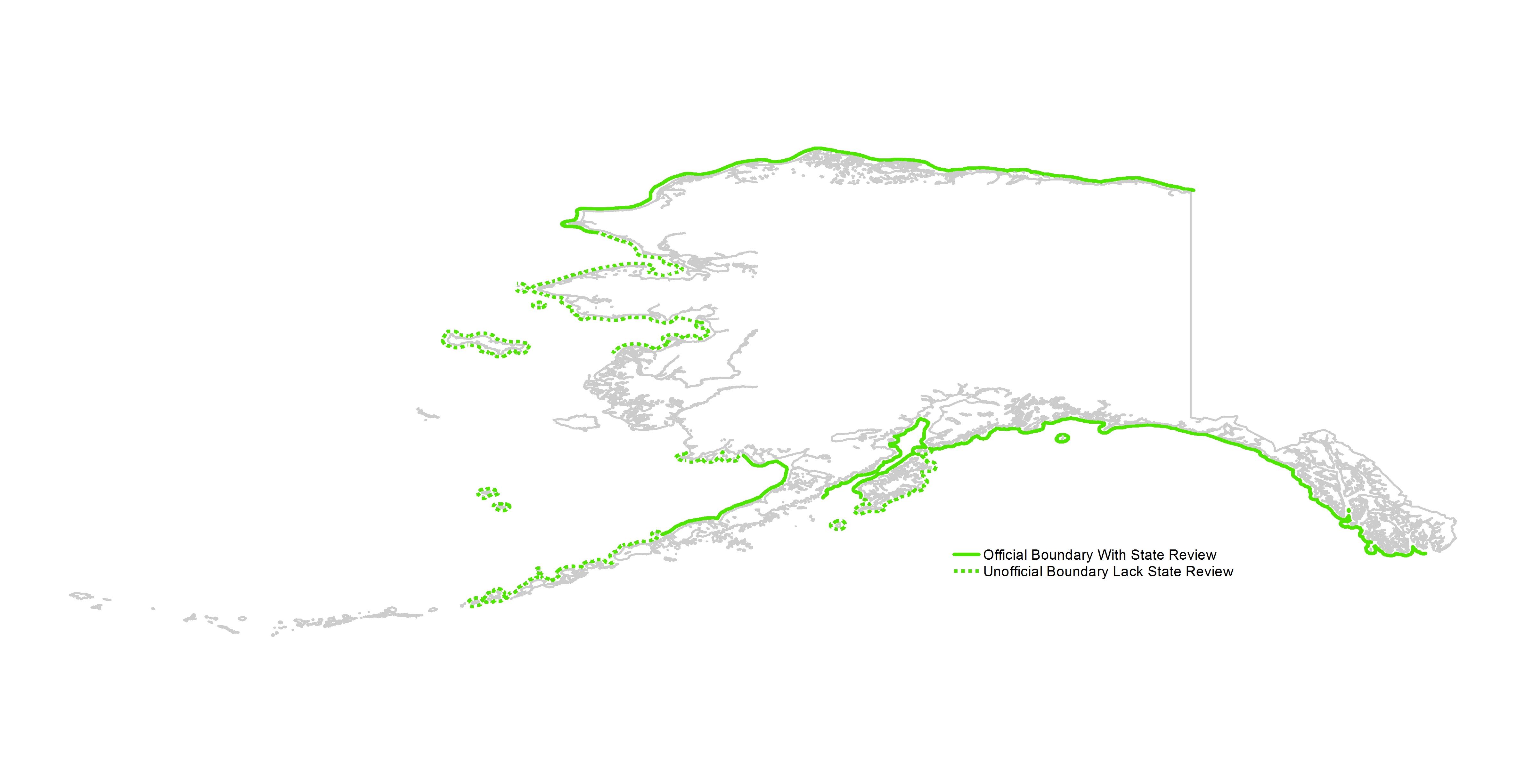 Alaska Cadastral Data