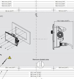 nss12 evo3 dimensions and flush mount template [ 1219 x 806 Pixel ]