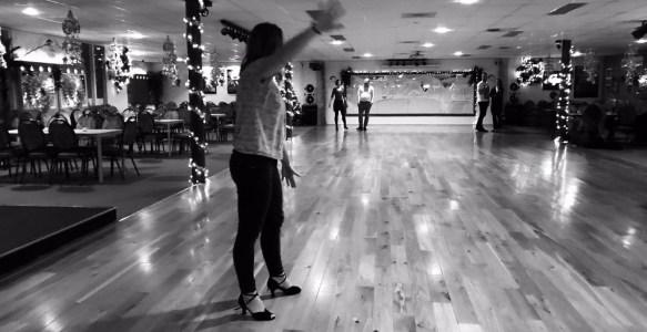 Dagsluiter #1: Dansen