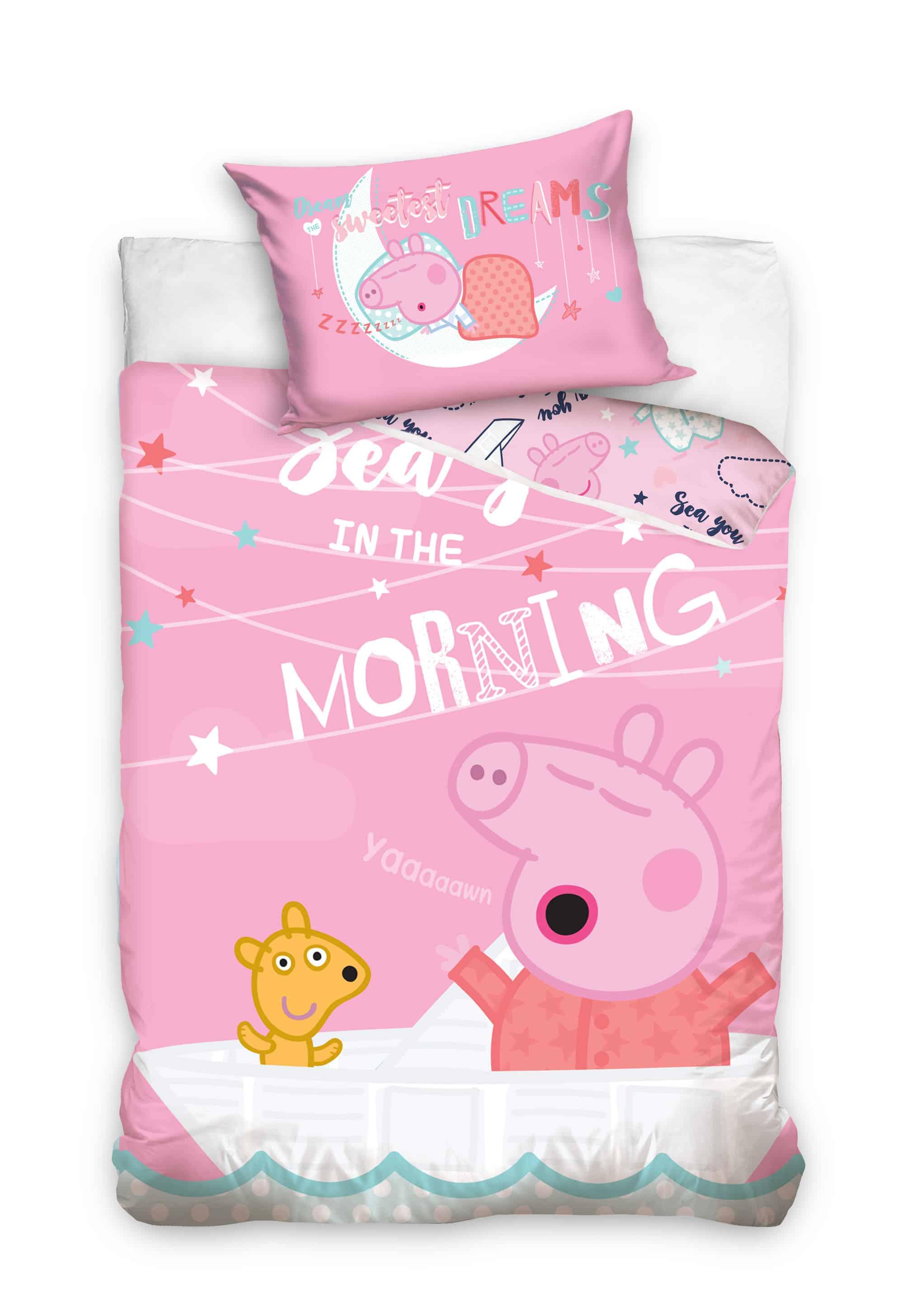 7ecd7b53882 Gurli Gris sengesæt - Junior • Børnekræs