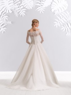 Mode de Pol Kollektion 2019 - Brautkleid E-3359T