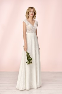 Mode de Pol Kollektion 2019 - Brautkleid E-4124T