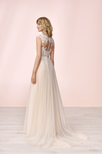 Mode de Pol Kollektion 2019 - Brautkleid E-4133T