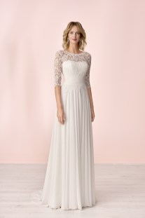 Mode de Pol Kollektion 2019 - Brautkleid E-4145T