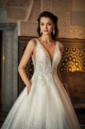 Brautkleid CT274 2021 Kollektion MILANO by Eddy K