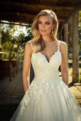 Brautkleid KELLY aus der Eddy K Kollektion 2021
