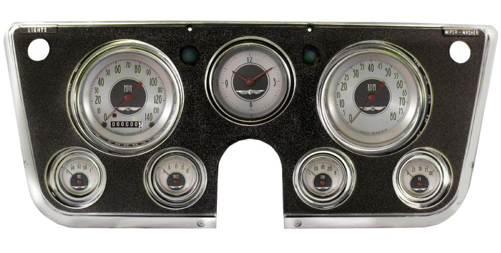 Rpm Tach Wiring Classic Instruments Ct Classic Package For 1967 1972 Chevy