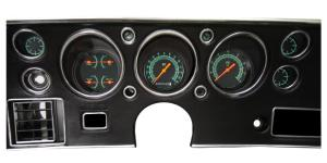 Classic Instruments 70 71 72 Chevelle, El Camino, Monte Carlo SS Gauge Cluster | eBay