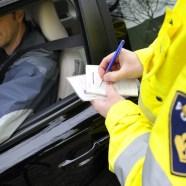 Agenten schrijven 29 procent minder verkeersboetes uit