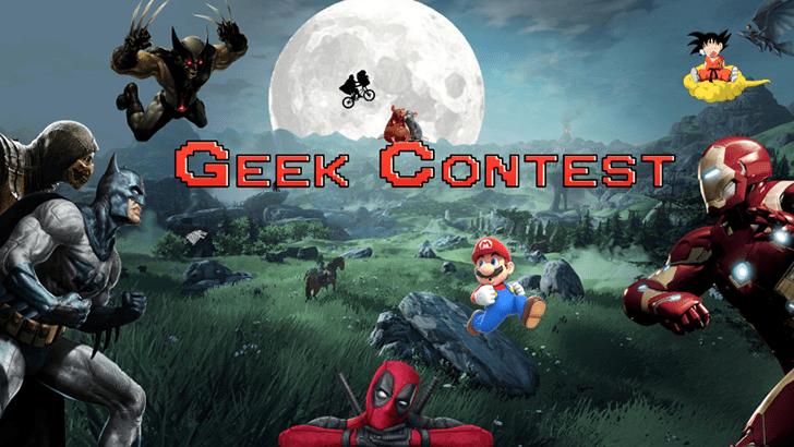 On parle geek & food grâce au Geek Contest #5