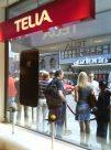 Negozio Telia al lancio dell'iPhone