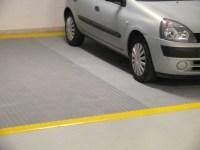 Garagenbden selber verlegen mit PVC Klickfliesen - Bofloor