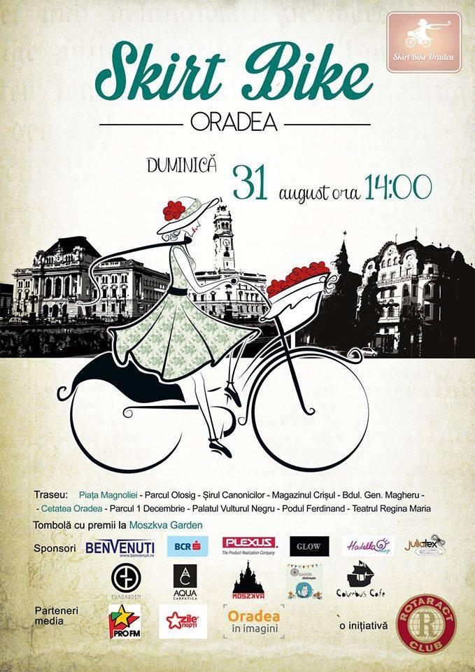Skirtbike Oradea