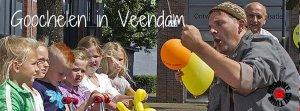 Goochelen in Veendam (1)