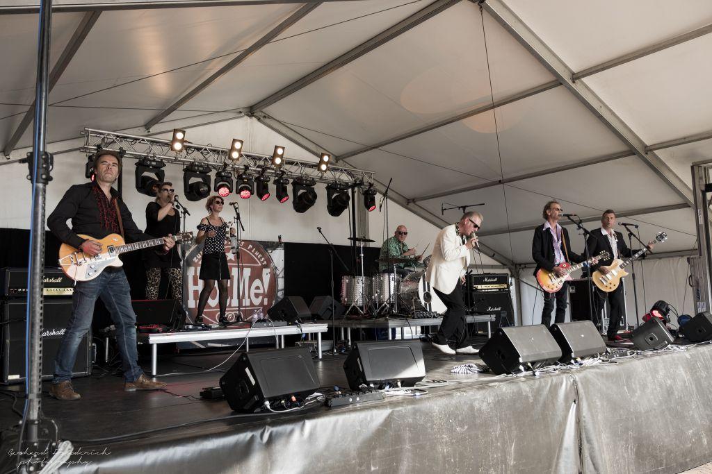 SKV Bogdike Tribute Festival Museumplein Veendam