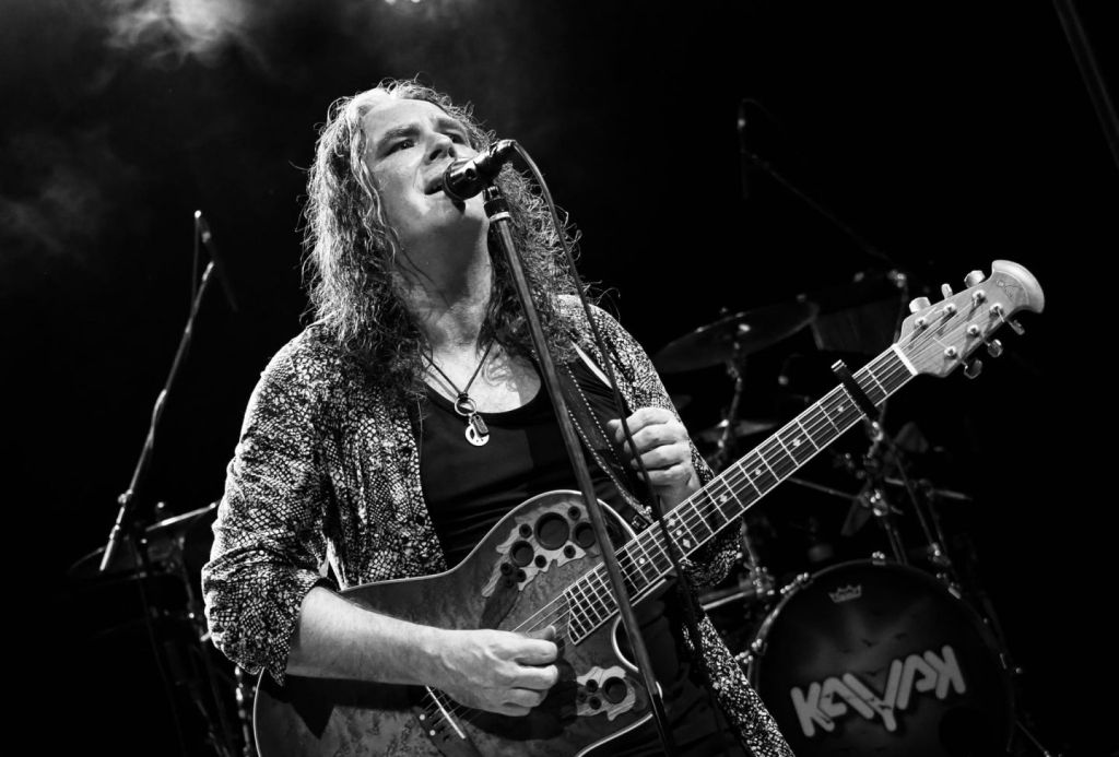 Bart Schwertmann special guest tijdens wintereditie Night of the Guitars 2020
