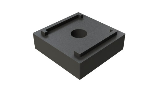 Spacer for Terminal Block