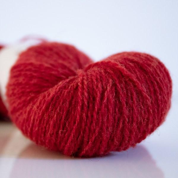 Bio Shetland Brick Red 36