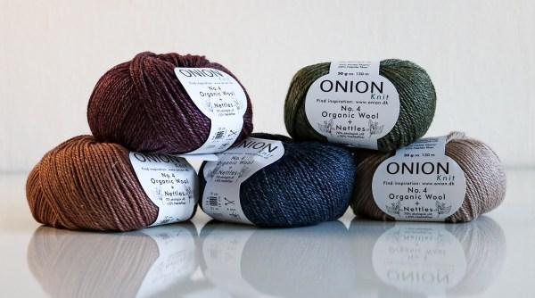Onion No. 4 Organic Wool