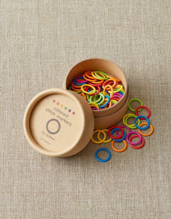 CocoKnits Ring Stitch Markers | Large