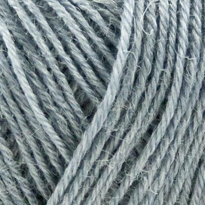 Nettle Sock Yarn 1017 grå