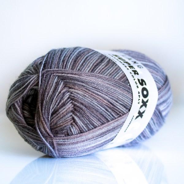 0014 gray Super Soxx Cashmere Color