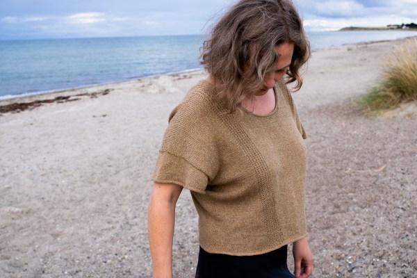 Nordstrand Tee | Bøgevald Knitwear