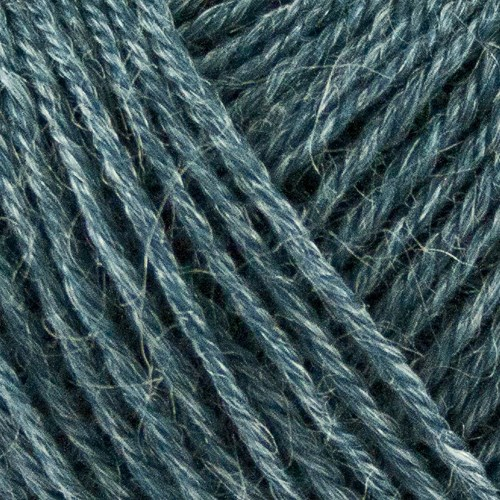 Nettle Sock Yarn fra Onion | 1024 støvet blå