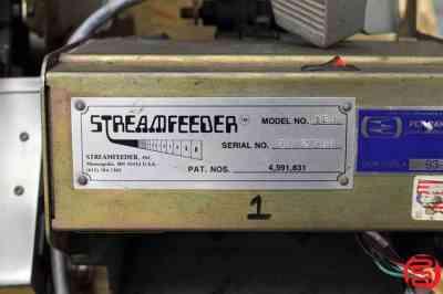 Streamfeeder 1EJ Friction Feeder - Qty 3