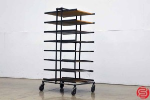 CF Anderson Paper / Bindery Cart