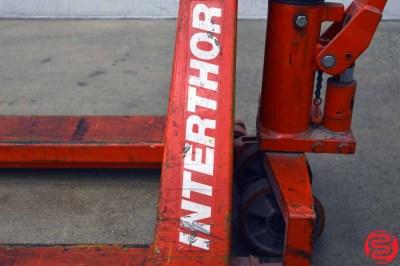 1992 Interthor Thork-Lift 2200 lb Pallet Jack