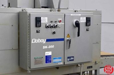 Doboy SK-200 Shrink Wrap Heat Tunnel
