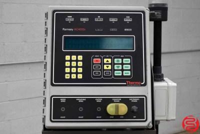 Ramsay AC4000T Check Weigher w/ Multifeeder MFT 450 - 070119020437
