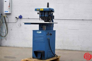Challenge EH-3A Three Spindle Hydraulic Paper Drill - 080819012115