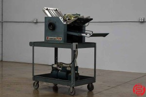 Baum 714 Vacuum Feed Paper Folder - 082719050155