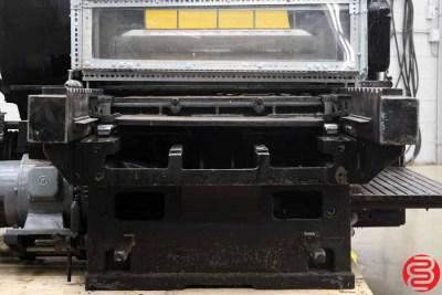 Heidelberg SBG 22 x 30 14 Cylinder Die Cutter - 111119095551