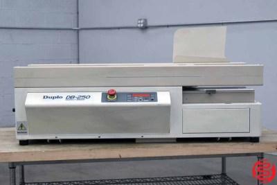 Duplo DB-250 Perfect Binder - 121619032140
