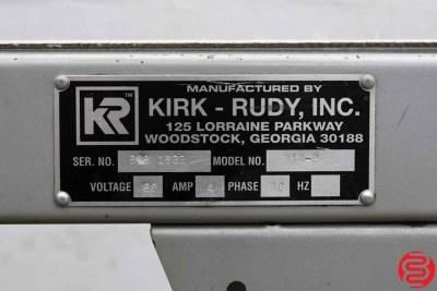 Kirk Rudy W Inkjet Addressing and Tabbing System - 122119112110