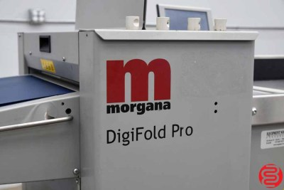 Morgana DigiFold Pro Automatic Paper Folder and Creaser - 121719090750