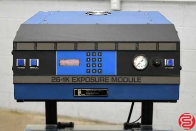 NuArc 26-1K Mercury Exposure System - 122019125710