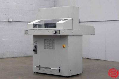 2000 Triumph 5550 Programmable Paper Cutter - 010920103515