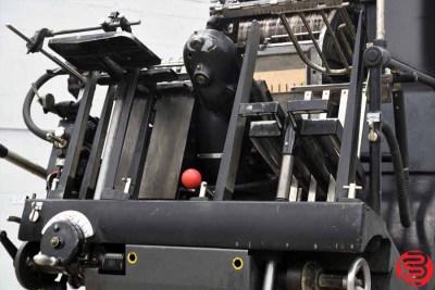 Heidelberg 10 x 15 Red Ball Windmill Letterpress - 010620115450