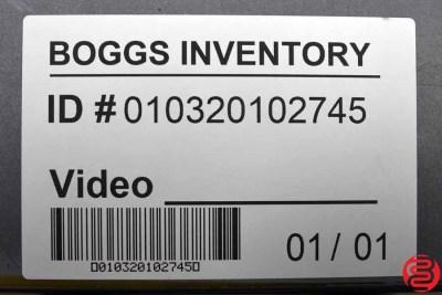 Kodak NexPress NexGlosser Glossing Unit - 010320102745