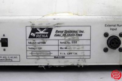 Rena AF500 Friction Feeder - 011720031245