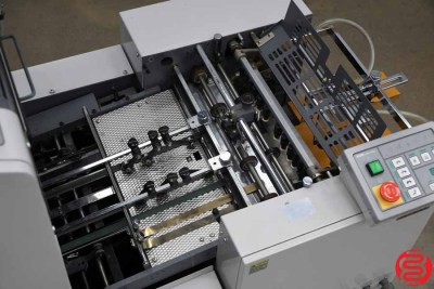 Ryobi 3302H Two Color Offset Printing Press - 012920011820